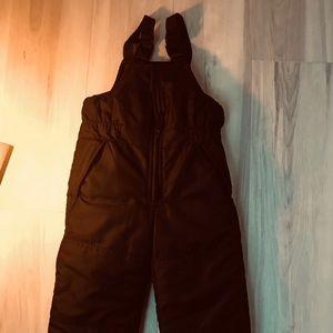 Oshkosh B'gosh Unisex 3T Black Snowsuit